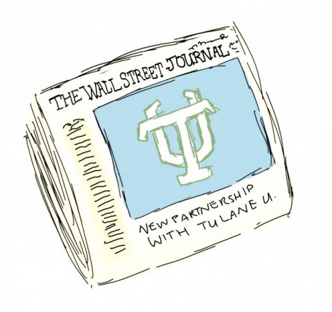 Free WSJ online subscriptions now available for Tulane students, faculty and staff
