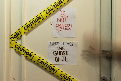 Students claim to experience paranormal activity in Josephine Louise residence hall
