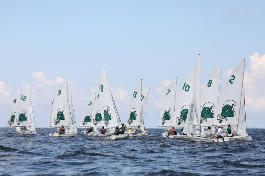Shape Up or Sail Out: Tulane Sailing seeks to improve after lackluster season start