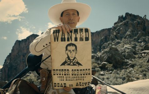 Coen Brothers' 'The Ballad of Buster Scruggs' premieres at New Orleans Film Festival
