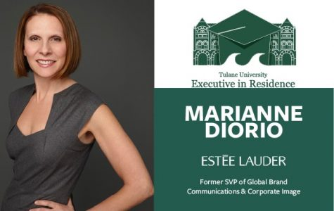 Marianne Diorio, Executive in Residence, to offer career insight in campus lectures