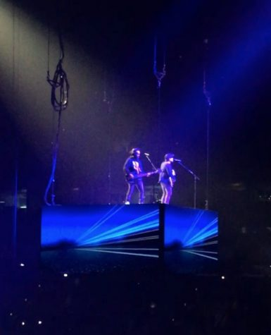 Fall Out Boy ends MANIA tour in New Orleans, gives stunning performance