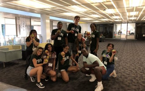 Admissions' multicultural fly-ins work to recruit a more diverse student body