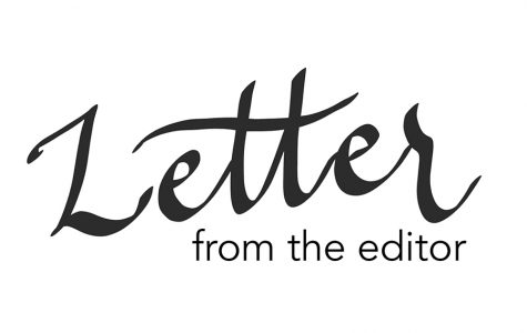 Letter from the Intersections Editor