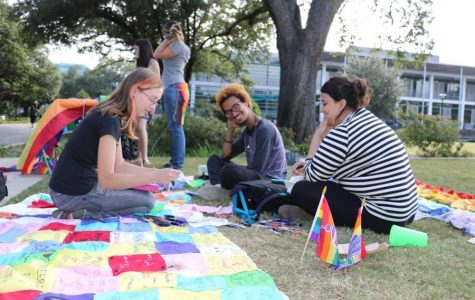 Student organizations team up to celebrate Pride Month