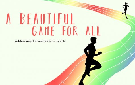 A beautiful game for all: addressing homophobia in sports