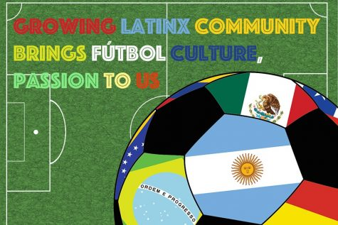 Growing Latinx community brings fútbol culture, passion to US