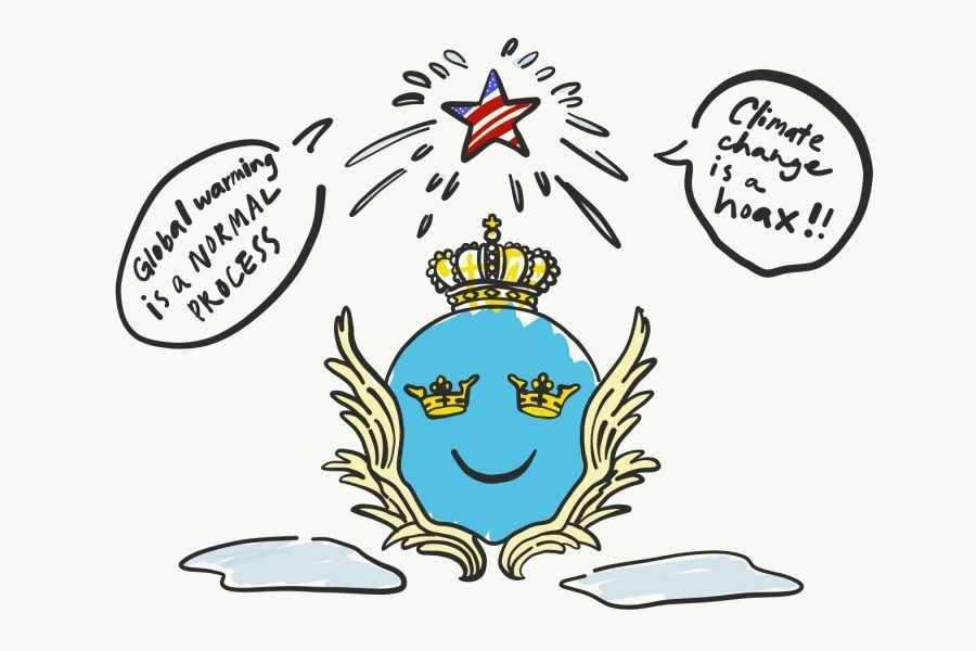 Swedish academy slights United States, Americans fail to notice