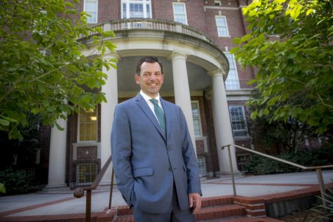 Professor Profile: School of Liberal Arts Dean Brian Edwards discusses his life and research