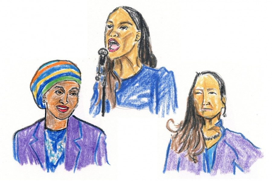 Women of Color take the midterm elections by storm