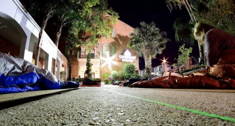"Tulane students to raise money for homeless teenagers by participating in ""sleep out"""