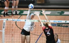 No days off: Volleyball enters hectic weekend with matches against Temple, UConn