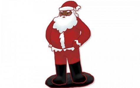 The origins of Black Santa Claus