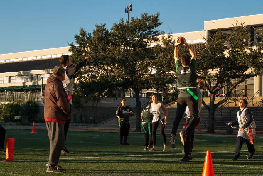 Special Olympics flag football tournament fosters community, volunteerism
