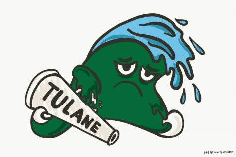 Tulanians' lack of school pride stems from misguided administrative efforts