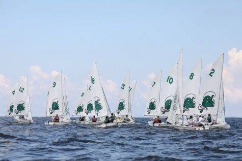 Tulane sailing finds winds of change in spring season opener