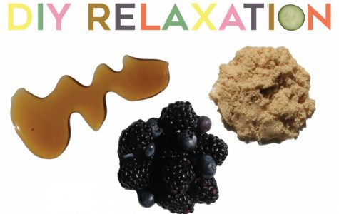 Life is Bruff: DIY Relaxation
