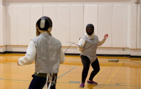 Always en garde: Tulane club fencing combines skill, community