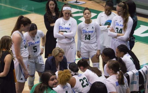 Women's basketball looking to rebound, make slam dunk at AAC championship