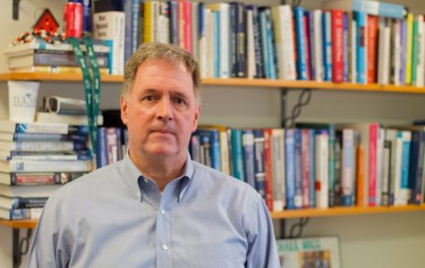 Professor Profile: Michael Hogg bridges gap between academia, real world