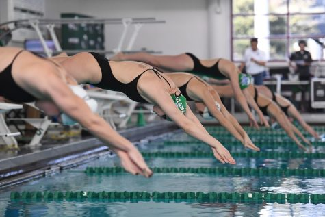 Tulane swimming and diving seeks to impress in AAC Championships