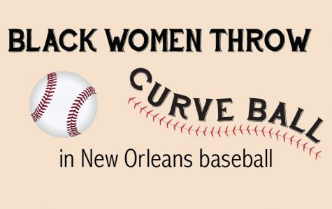 Black women throw curveball in New Orleans baseball