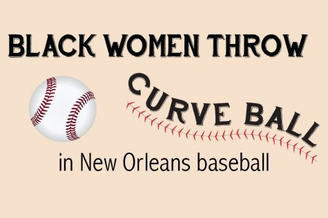 Black women throw curveball in New Orleans baseball