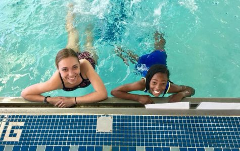 Students help New Orleans youth to Swim 4 Success