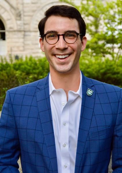 USG presidential candidate forum: Joseph Sotile
