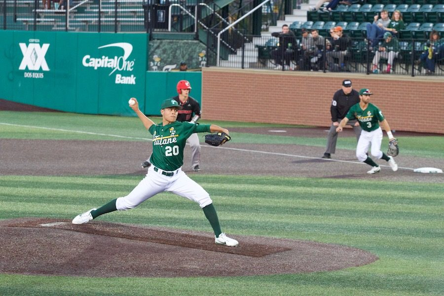 Tulane Baseball hope to keep up momentum this weekend in series against Houston Baptist.