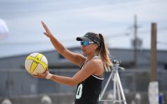 A Quick Huddle: Women's Beach Volleyball Edition