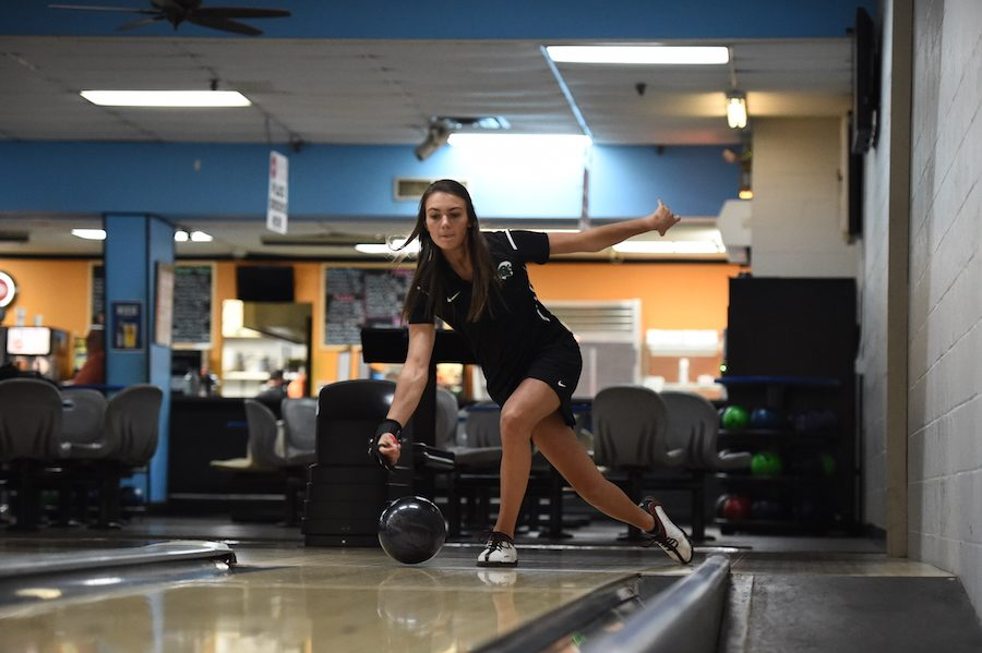 Sophomore Madison McCall has been a key player in recent victories