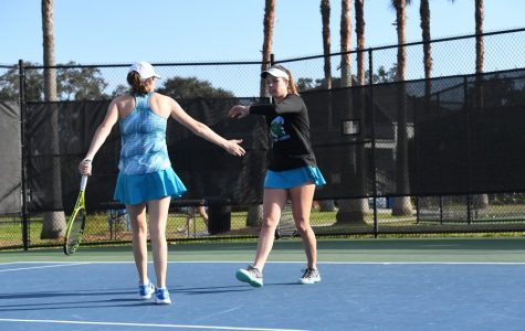 Women's tennis stumbles into early March, looks to gain traction