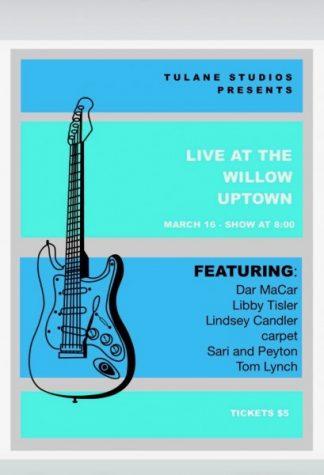Poster designed by Libby Tisler