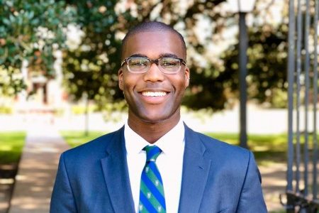 USG presidential candidate forum: Frederick Bell