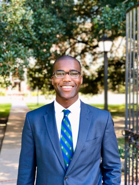 USG presidential candidate forum: Frederick Bell