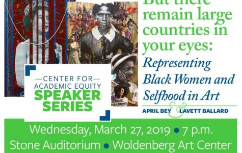 April Bey and Lavett Ballard: Representing black women, selfhood in art
