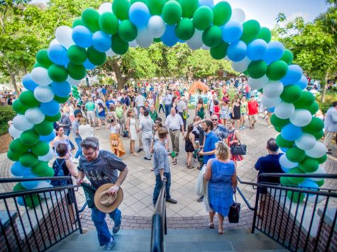 Sophomore week 2018 | Courtesy of Tulane University