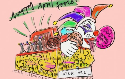 Krewe Du Fool puts on third April Fool's Day parade