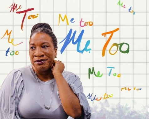 Tarana Burke brings #MeToo to Tulane