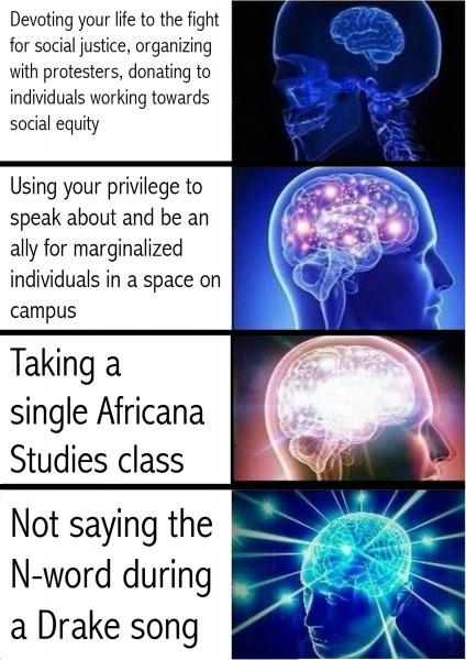 FULLABALOO: White Tulane student chooses not to sing N-word in Drake song, ends racism