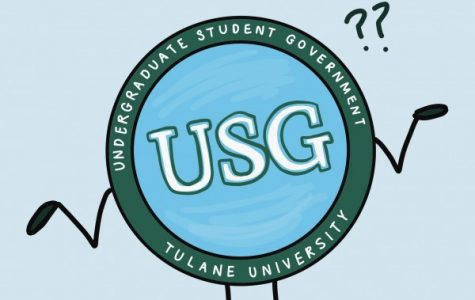 Tulane USG Fails to Make an Impact