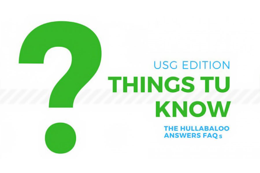USG Elections: Things TU Know