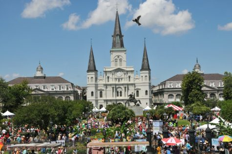 French Quarter Fest rocks the city with four days of local flavor