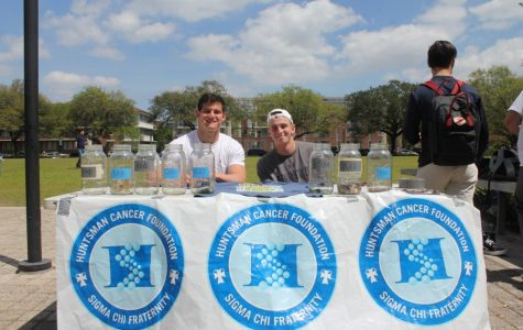 Tulane chapter of Sigma Chi fraternity hosts annual Derby Days fundraiser