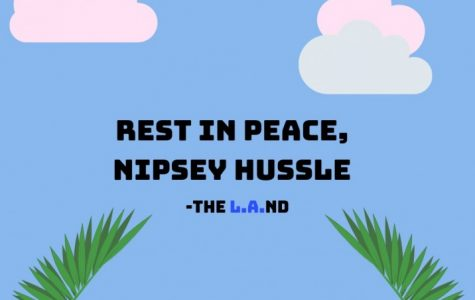 Rest in Peace, Nipsey