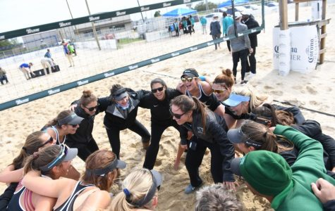 Green Wave women's beach volleyball heads to Georgia for CCSA Championship