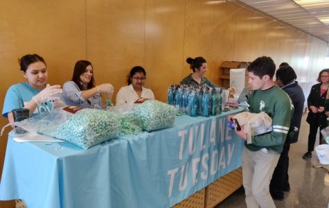 Tulane's 'All In' campaigns seeks to combat sexual violence