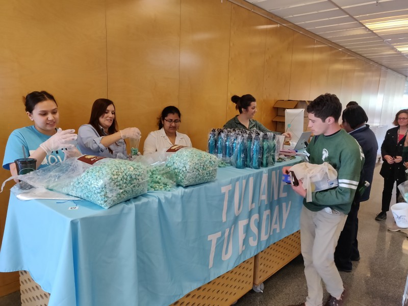 Tulanes All In campaigns seeks to combat sexual violence
