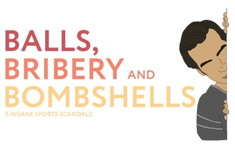 Balls, bribery, bombshells: 5 insane sports scandals